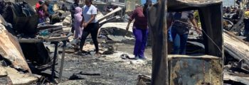 Fires hitting close to Songezo Cycling Academy